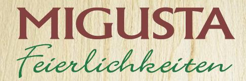 Migusta Feierlichkeiten – Ihre Veranstaltung in Gronau (Leine)